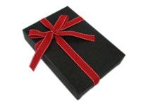 ラッピング包装紙ブラック